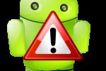 Android-error