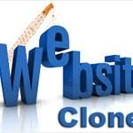 cloning website