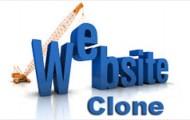 Membuat Kloning Halaman Web