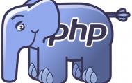 logo gajah php